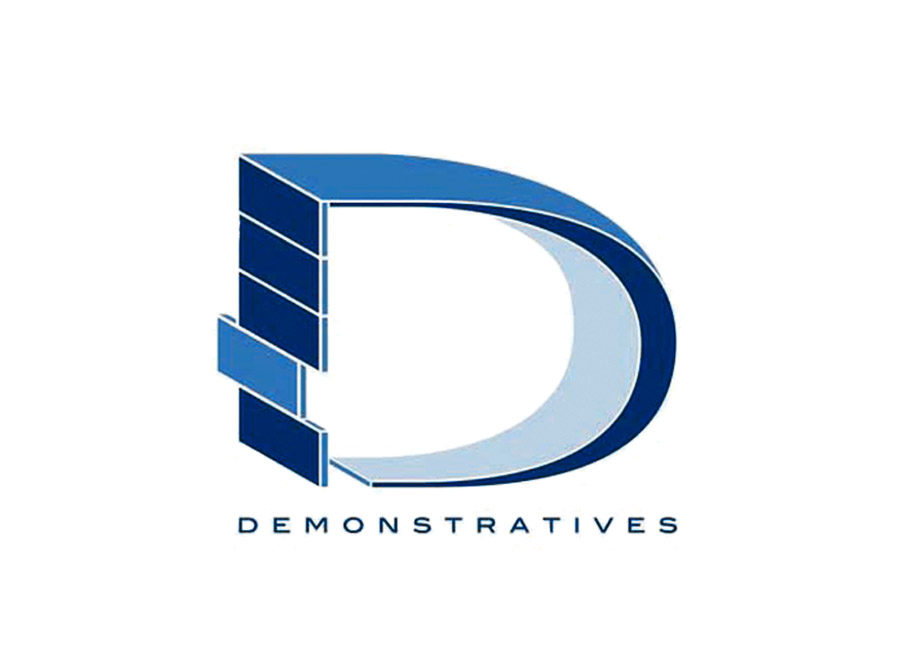 Demonstratives Logo